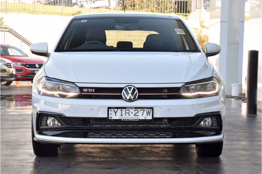 2020 MY21 Volkswagen Polo AW GTI Hatch