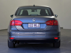 2013 MY13.5 Volkswagen Jetta 1B 118TSI Sedan Image 4