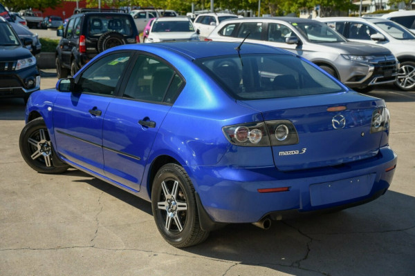 2009 MY08 Mazda 3 BK10F2 MY08 Neo Sport Sedan Image 2