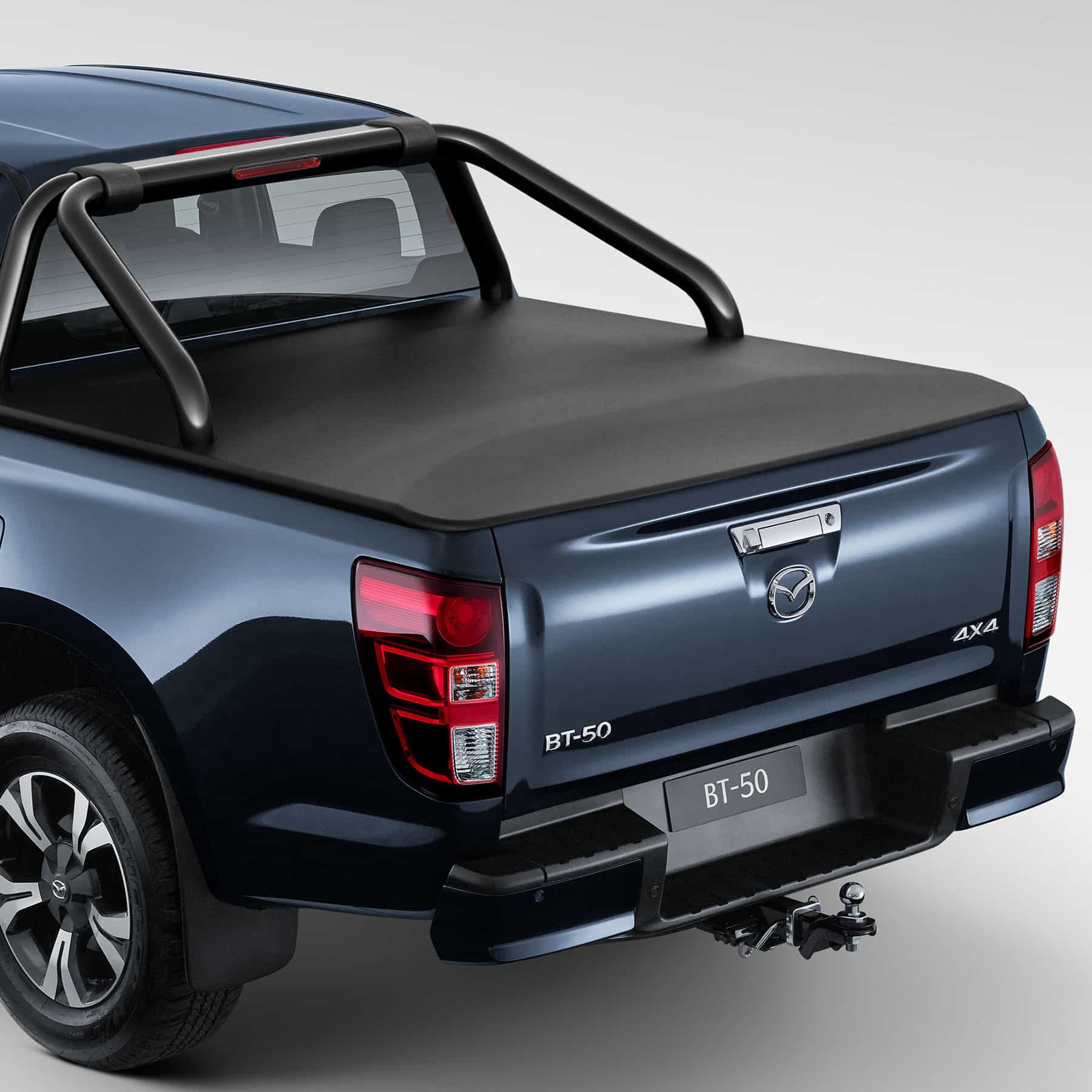 Soft Tonneau - with Sports Bar