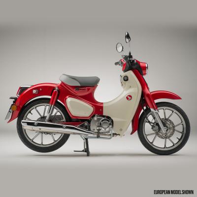 New Honda Super Cub C125