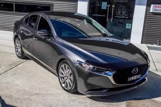 2020 Mazda 3 BP G20 Evolve Sedan Sedan Image 2
