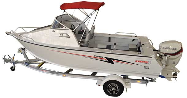 579 Sea Runner Options