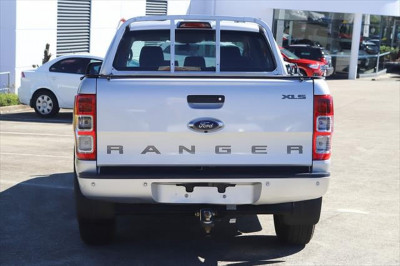 2018 Ford Ranger PX MkII MY18 XLS Utility Image 5