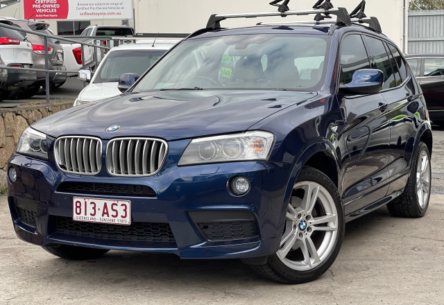2014 BMW X3 F25 MY14 xDrive30d Suv
