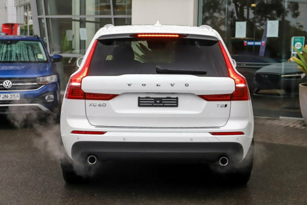 2021 Volvo XC60 UZ T5 Momentum