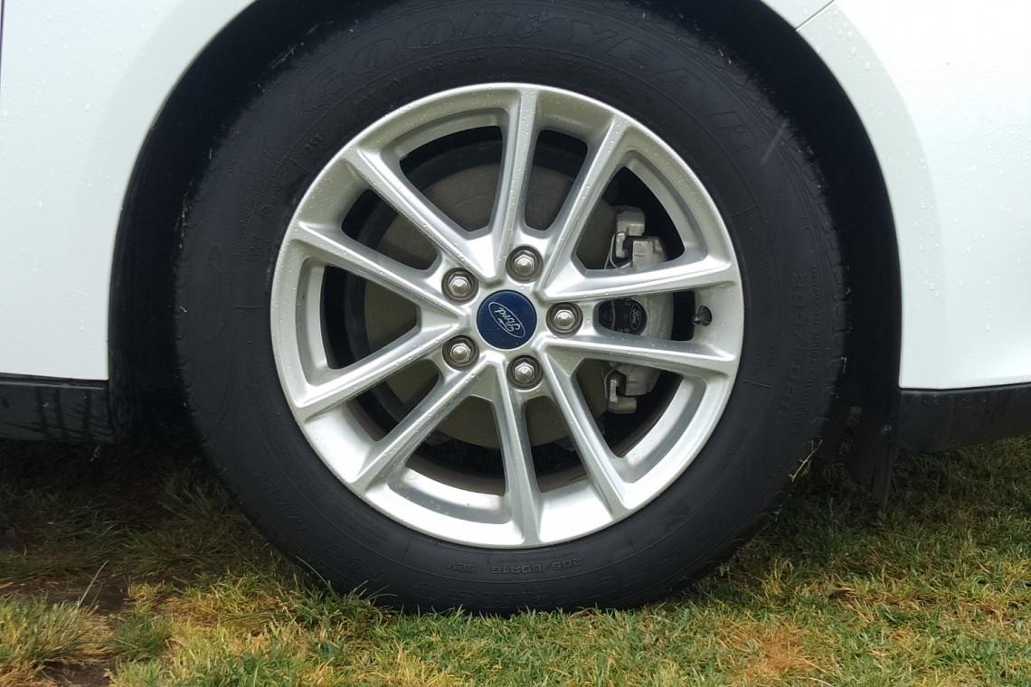 2017 Ford Focus LZ TREND Hatchback