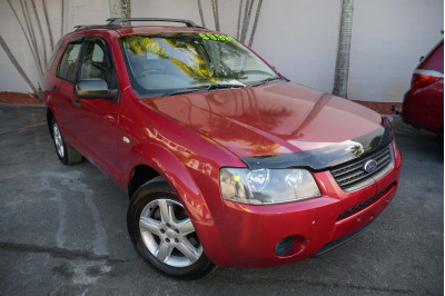 2009 Ford Territory SY SR Wagon Image 2