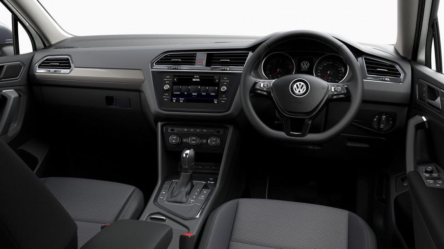 2021 Volkswagen Tiguan 5N 132TSI Comfortline Allspace Suv Image 8