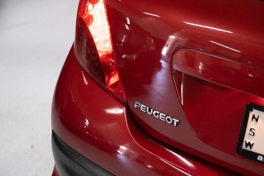 2007 Peugeot 207 A7 GT Hatchback