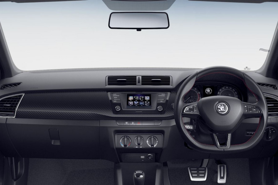 2019 MY20 Skoda Fabia NJ Monte Carlo Hatch Hatchback Image 4