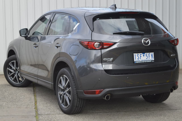 2018 Mazda CX-5 Akera