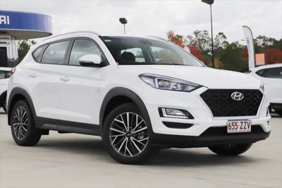 2020 Hyundai Tucson TL4 MY21 Active X Suv