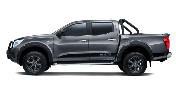 NAVARA ST BLACK EDITION DUAL CAB 4WD AUTO