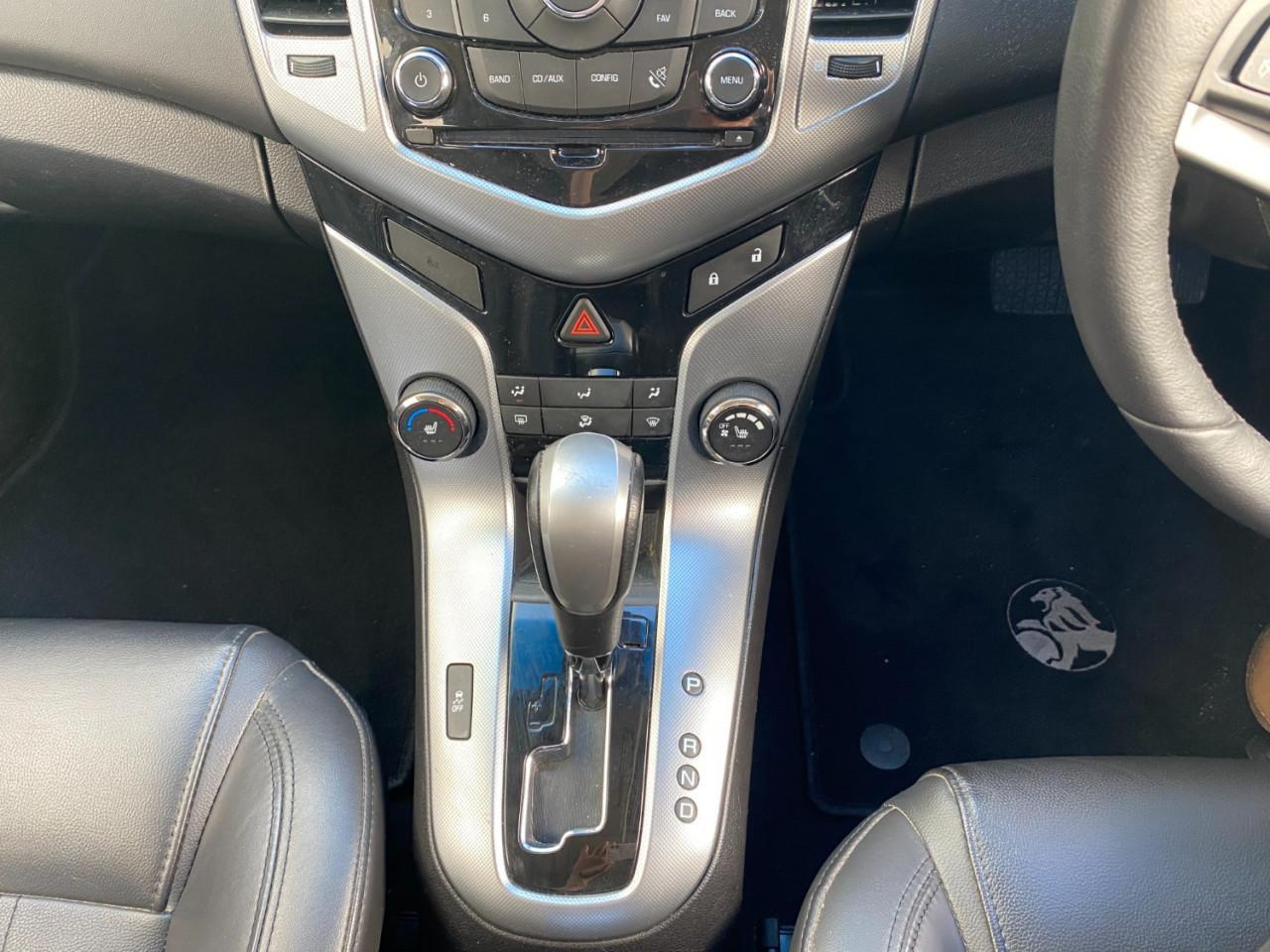 2012 Holden Cruze JH SERIES II MY12 CDX Hatchback Image 11