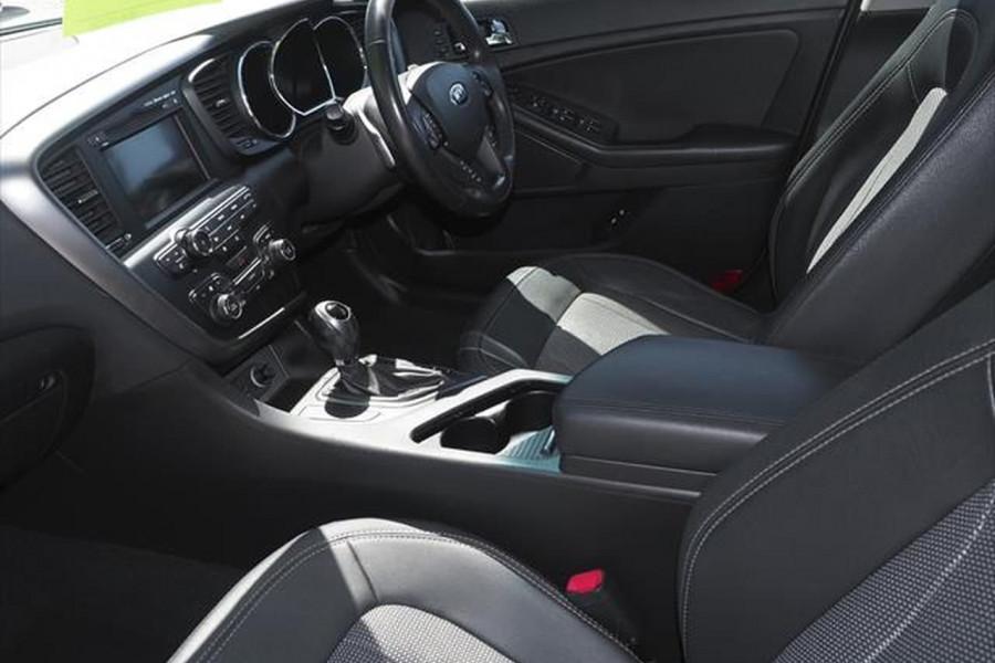 2013 Kia Optima TF MY13 Platinum Sedan