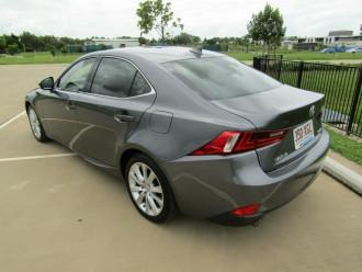 2014 Lexus IS GSE30R IS250 Luxury Sedan image 5