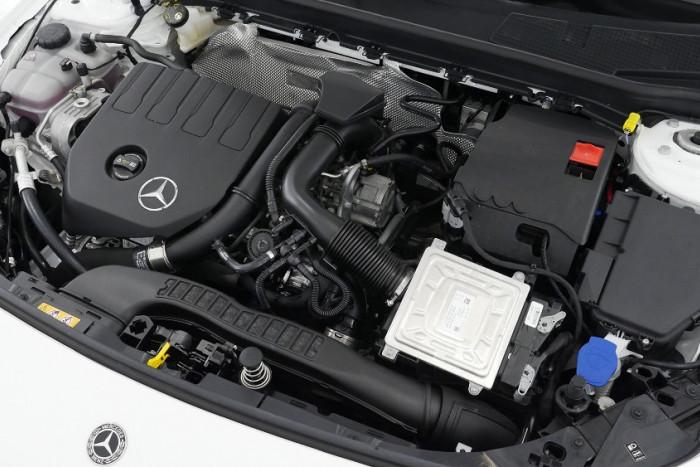 2019 Mercedes-Benz A Class Sedan Image 23
