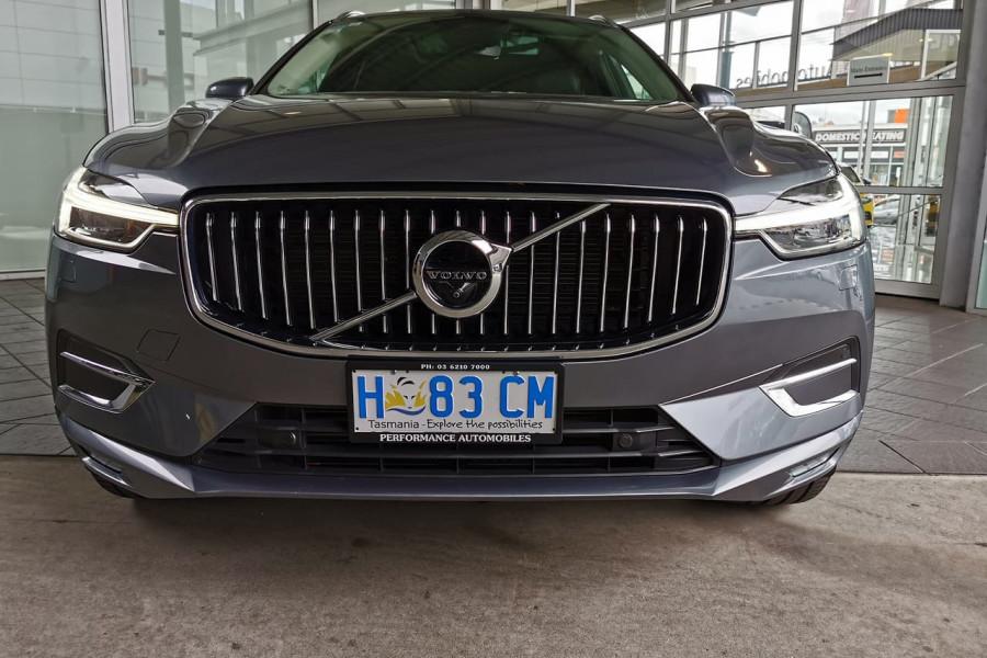 2017 Volvo XC60 (No Series) MY18 D4 Inscription Suv