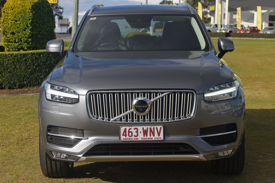 2016 Volvo XC90 Vehicle Description. L  MY16 D5 INSCRIPTIO WAG GEAR 8SP 2.0D D5 Suv Mobile Image 3
