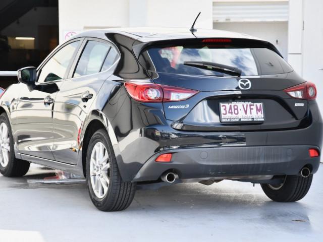 2014 Mazda 3 BL10F2 MY13 Maxx Hatch