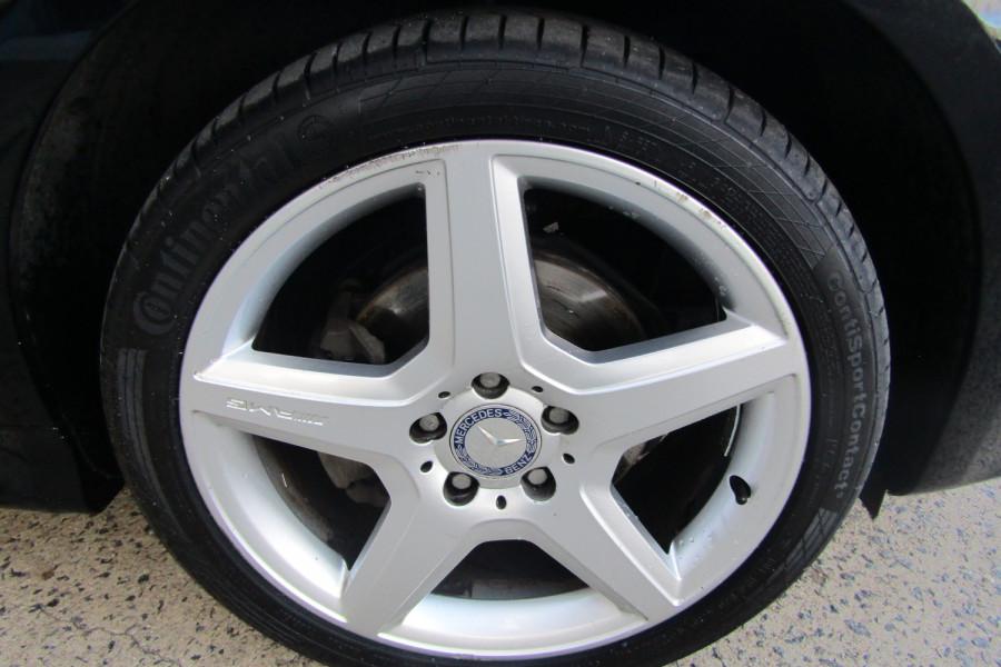 2010 MY11 Mercedes-Benz B-class W245  B200 Turbo Hatch Image 2