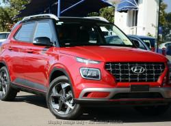 Hyundai Venue Elite QX.2 MY20
