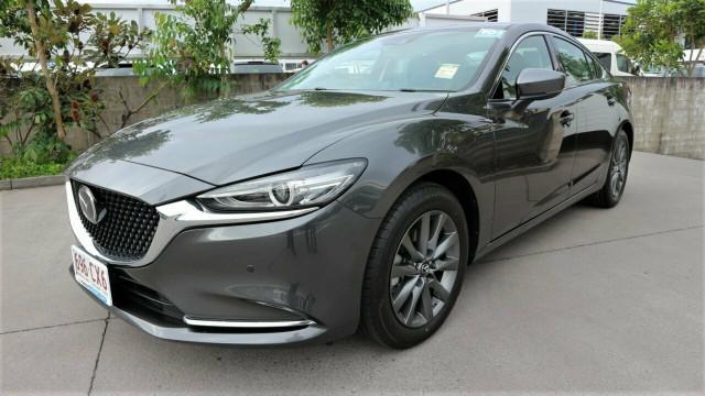 2021 Mazda 6 GL Series Touring Sedan Sedan Mobile Image 7