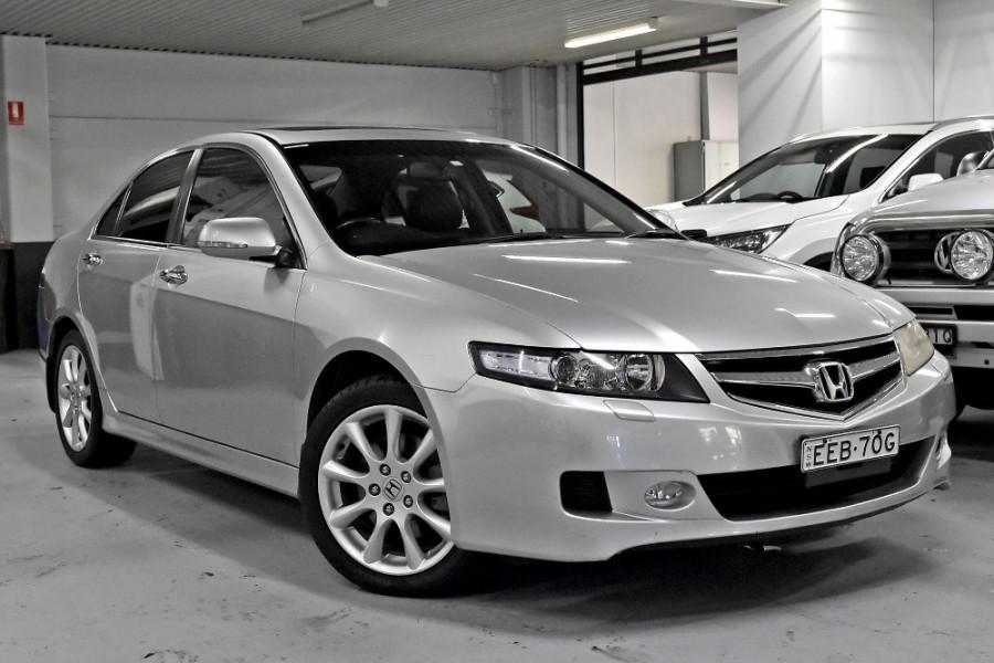 2007 Honda Accord Euro Luxury