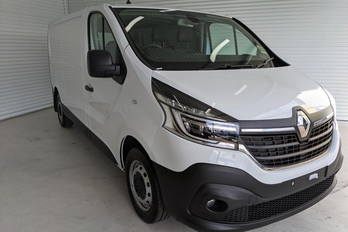 2021 Renault Trafic L2H1 LWB Pro Van Image 1