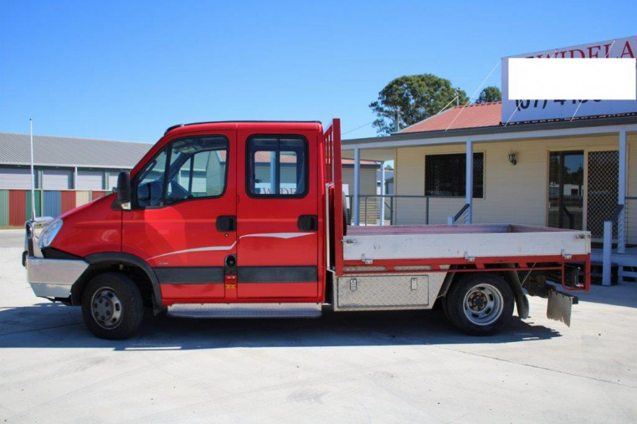 2008 Iveco 50c Daily Dual Cab Truck Image 14