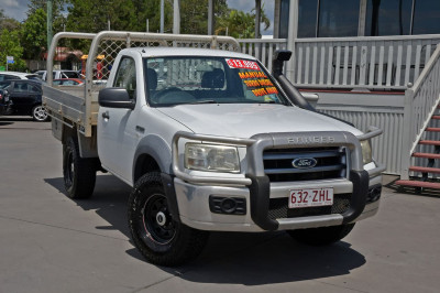 2007 Ford Ranger PJ XL Cab chassis