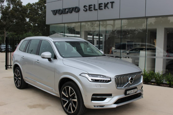 2020 Volvo XC90 L Series D5 Inscription Suv Image 2
