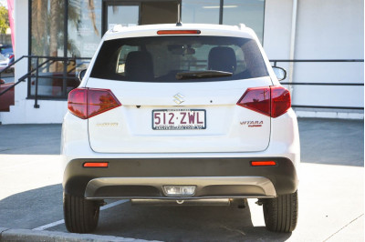 2019 Suzuki Vitara LY Series II Turbo Suv Image 4