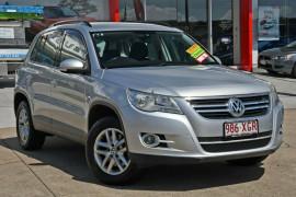Volkswagen Tiguan 125TSI 4MOTION 5N MY09
