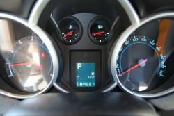 2009 Holden Cruze JG CD Sedan