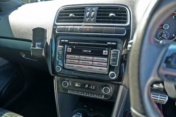 2012 MY13 Volkswagen Polo 6R MY13 GTI DSG Hatchback