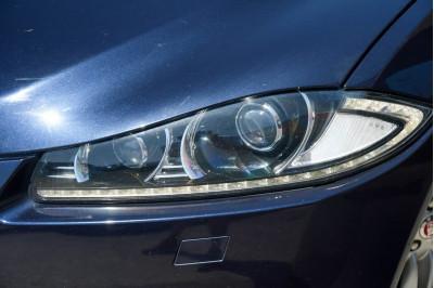 2014 Jaguar Xf X250 MY15 Luxury Sedan Image 3