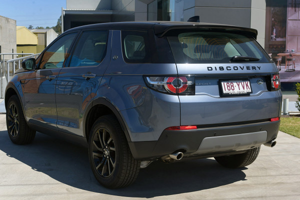 2018 MY19 Land Rover Discovery Sport L550 19MY TD4 110kW Suv Image 4