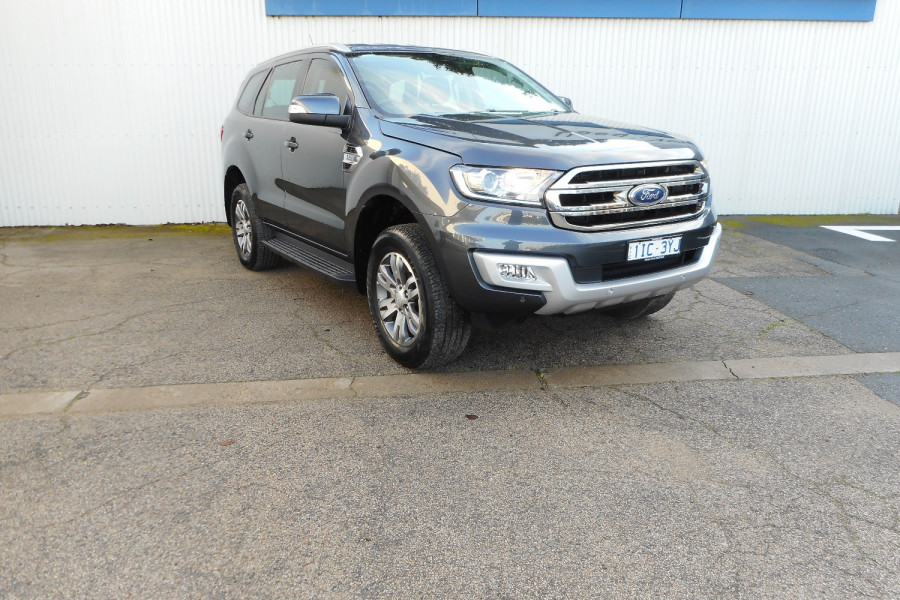2016 Ford Everest Suv