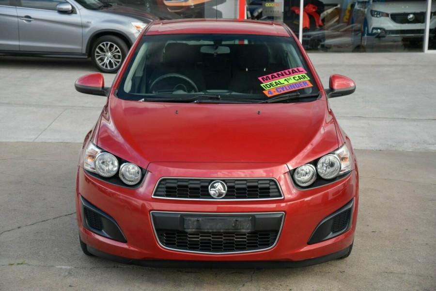 2012 Holden Barina TM Hatchback Image 8