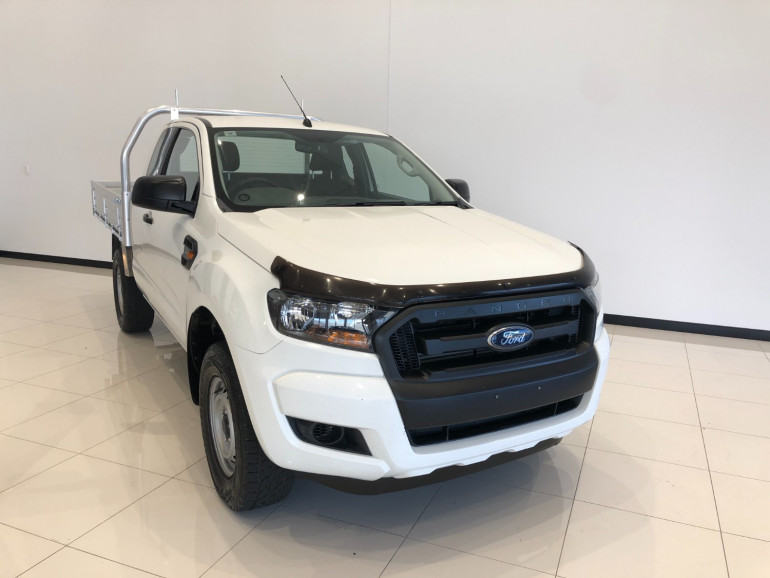 2015 Ford Ranger PX MkII Turbo XL 4wd x-cab chas Image 1