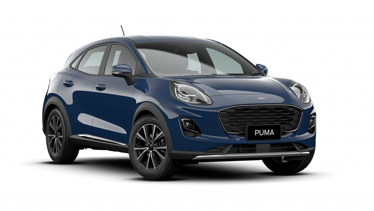 2021 MY21.25 (under construction) Ford Puma JK Puma Suv Image 1