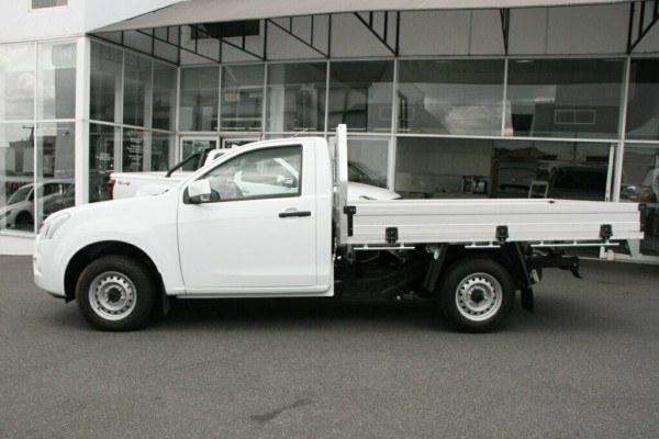 2019 Isuzu UTE D-MAX SX Single Cab Chassis Low-Ride 4x2  Cab chassis Mobile Image 4