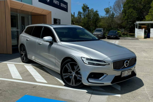 2019 MY20 Volvo V60 F-Series T5 Inscription Wagon Image 2