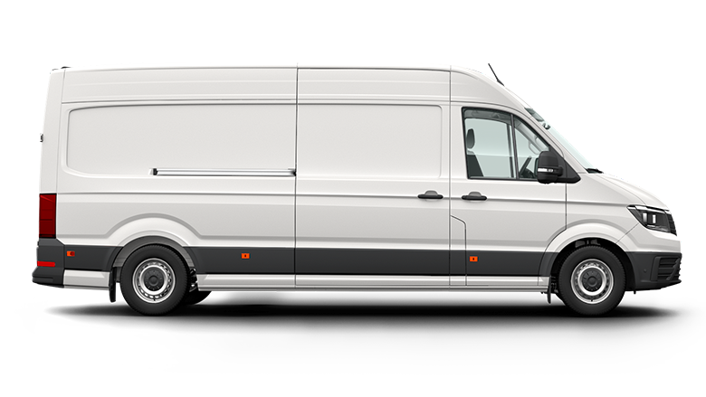 Crafter Van LWB TDI340 8 Speed Auto