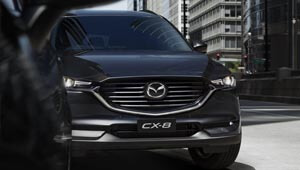 CX-8 Keep the future generation protected