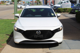2020 MY19 Mazda 3 BP G25 Evolve Hatch Hatchback Image 2