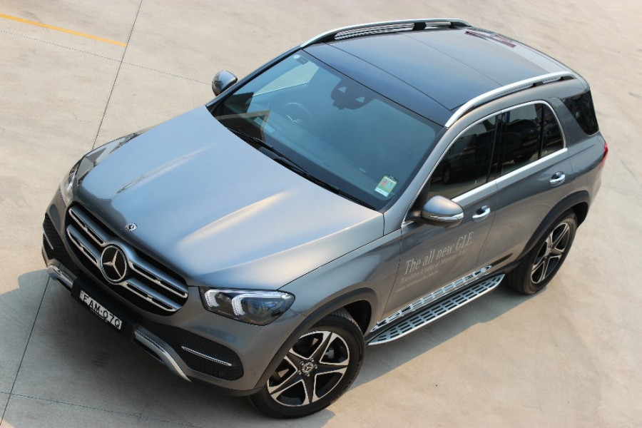 Demo 2018 Mercedes-Benz Gle GLE300 d Tamworth #26935 ...