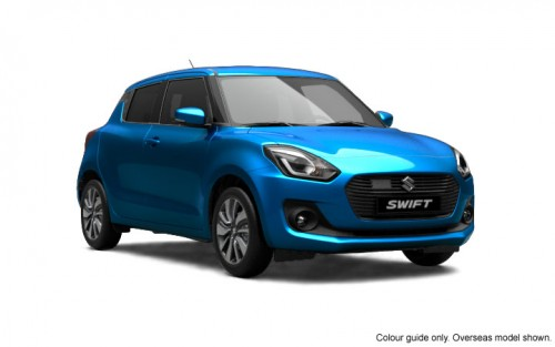 2018 Suzuki Swift GLX Turbo